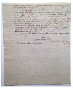 Alexander Philip van der Capellen 1787
