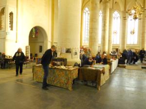 Antiquarenbeurs Bergkerk