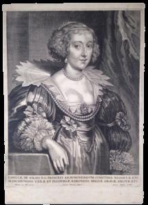 Portret Amalia de Solms