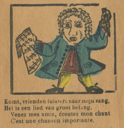 centsprentzanger