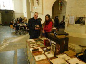 boekenbeurs Bergkerk Deventer