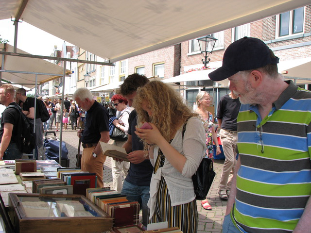Zwolse boekenmarkt